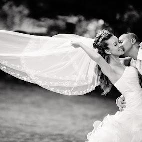 mariage domaine de la mourachonne by Ludovic Authier - Wedding Bride & Groom ( mariage domaine de la mourachonne, photo de mariage la mourachonne, photographe de mariage nice, la mourachonne )