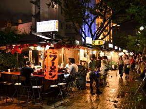 アクセス】中洲屋台街までの行き方について/ホテルWBF福岡天神南のよくあるお問合せ - 宿泊予約は<じゃらん>