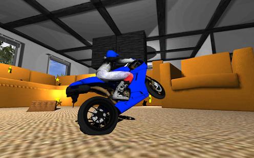 Office-bike-driving-3d 3