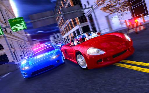 Police Games Car Chase-Free Shooting Games apkmr screenshots 5