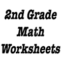 2nd Grade Math Worksheets icon
