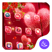 Tải Red rose love APK
