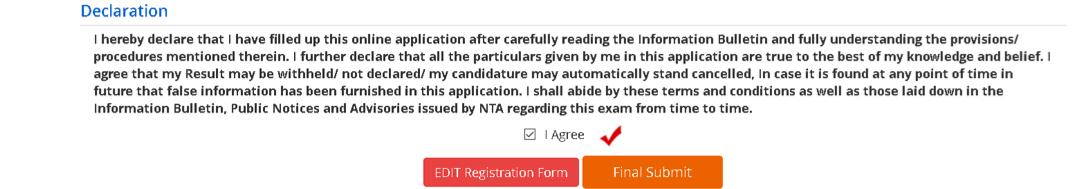 NTA GPAT 2021 Application Form