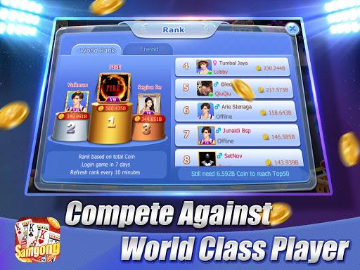Samgong Indonesia - Classic Poker Card 1.5.5 screenshots 17