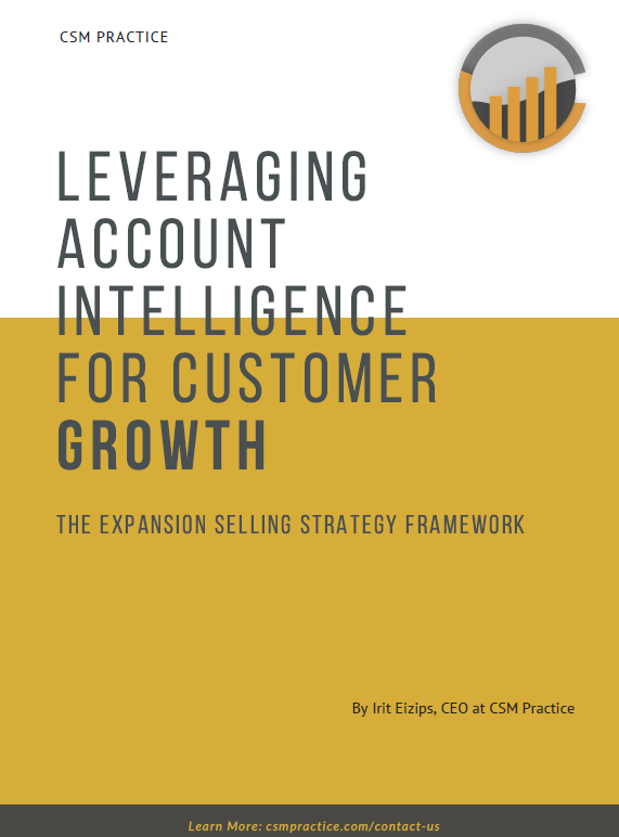 THE EXPANSION SELLING STRATEGY FRAMEWORK eBook
