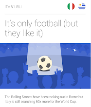 Photo: Sympathy for the World Cup. #GoogleTrends