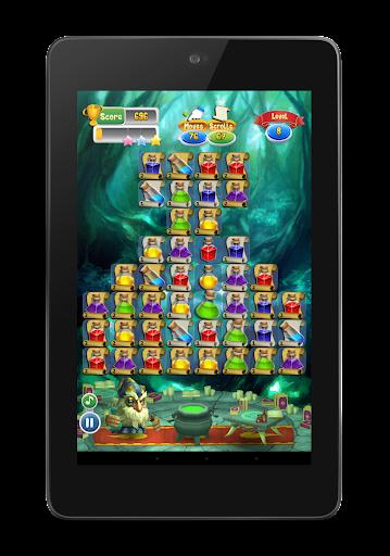 Magic Blender - Magic Potions - Match 3 apktram screenshots 22