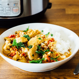 How To Make Chicken Tikka Masala in the Electric Pressure Cooker.