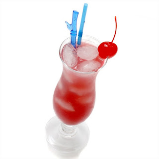 Hot Passion Cocktail.
