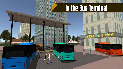Tourist Bus Simulator 2017 5D 1.0 screenshots 4