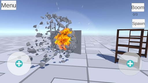 Destruction physics  trampa 6
