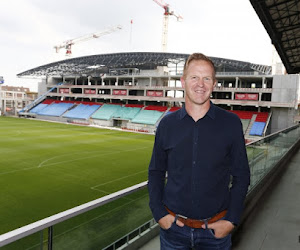 ? Waanzinnig! Zó verrees op amper vier maand tijd de nieuwe tribune bij KV Mechelen
