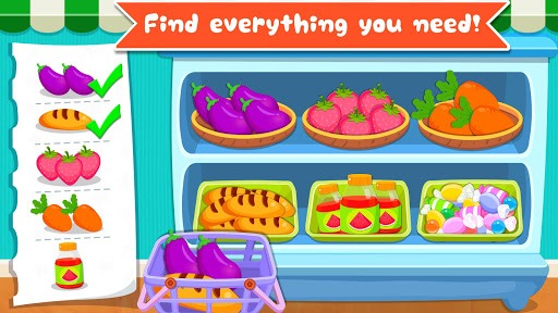 Baby Panda's Supermarket 8.33.00.00 screenshots 2