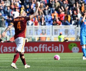 Le directeur sportif de la Roma fixe l'avenir de Nainggolan