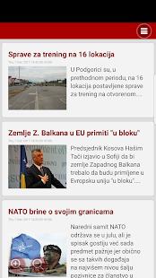 Crna Gora Vijesti - náhled