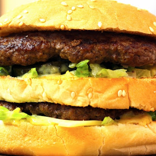 Homemade McDonalds BigMac |