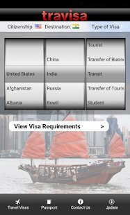 Travisa Visa- screenshot thumbnail