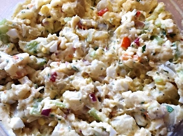 Tangy Creamy Potato Salad Recipe