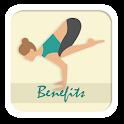 Benefits Of Yoga icon