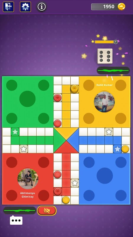 Hello Ludo™- Live online Chat on star ludo game ! screenshots