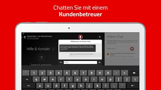 MeinVodafone screenshot 12