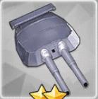 381mm連装砲T1