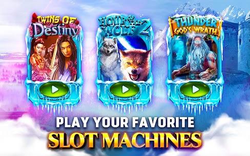 Slots Lightning – Free Slot Machine Mod Apk (Unlimited Wheel Spin) 8