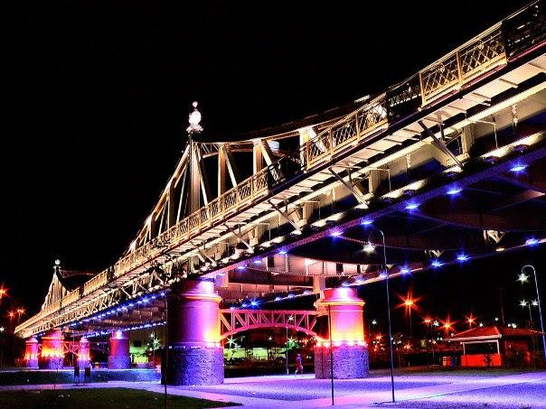 Ponte de Ferro Benjamin Constant.