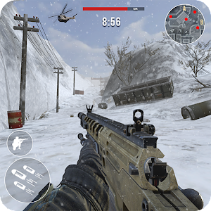 Rules of Modern World War Winter FPS Shooting Game 2.1.3 APK+DATA MOD