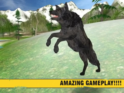 Wolf Simulator Free