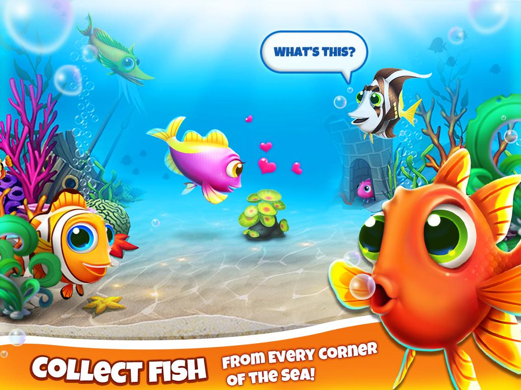 Fish Mania Screenshot
