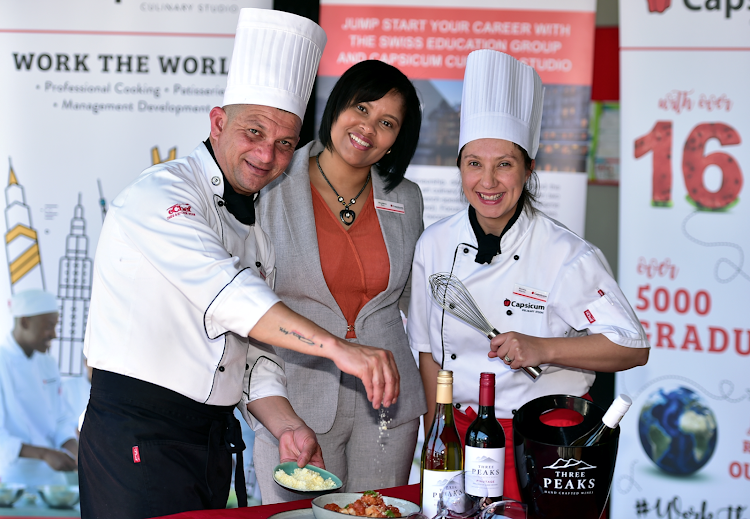 The Herald Cooking Masterclasses heat up