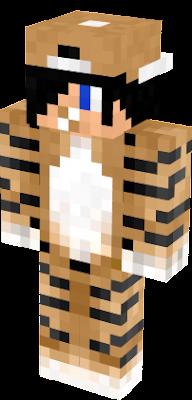 Baby tiger boy