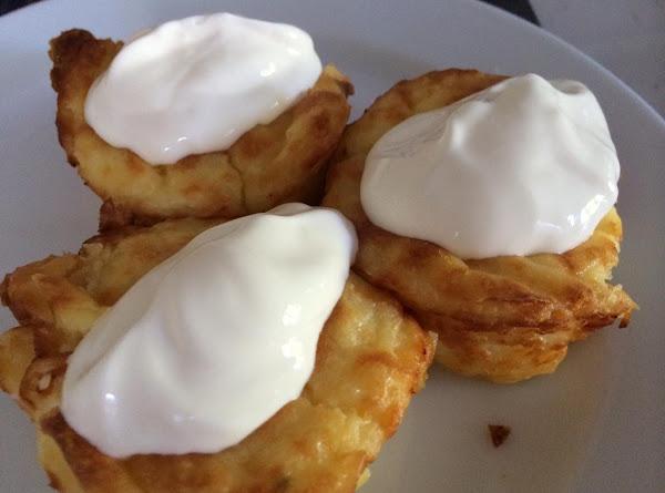 Pepper Jack Potato Puffs Recipe