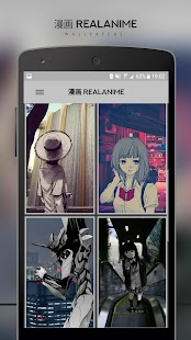 RealAnime - Anime In Real Life Wallpapers HD - náhled