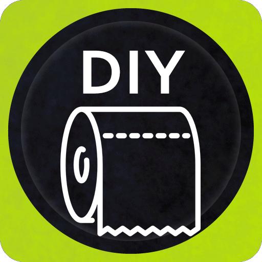 DIY Crafts Toilet Paper Rolls 遊戲 App LOGO-硬是要APP