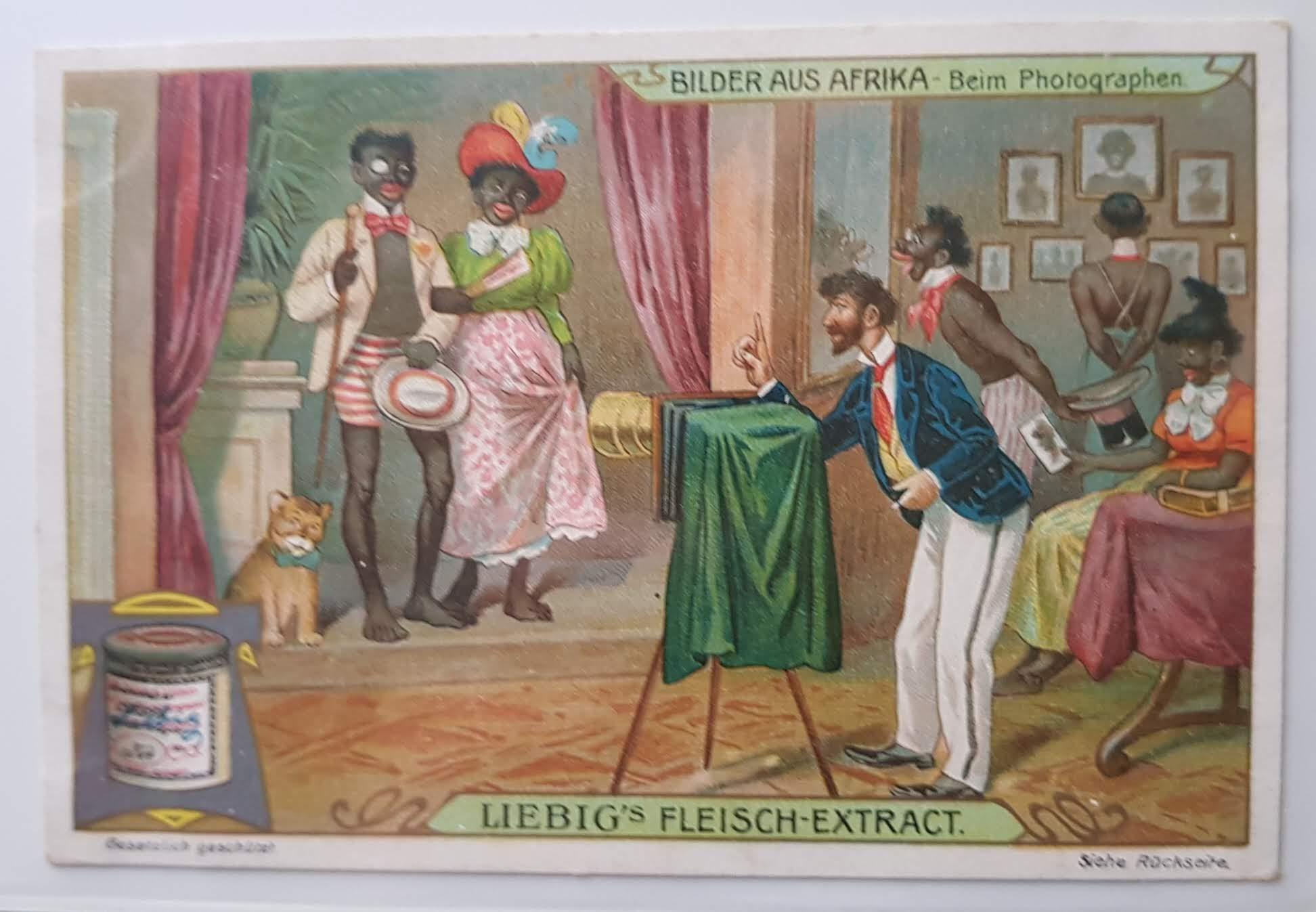 Liebig's Fleisch-Extract, Bilder aus Afrika, 1906