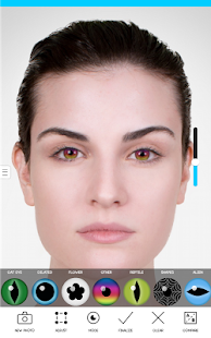 Eye Color Studio Screenshot