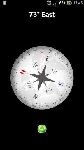 Compass Flashlight Pro
