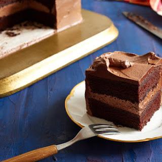Ruth Reichl's Giant Chocolate Cake