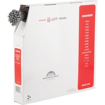 SRAM Stainless Road Brake Cables Box of 100