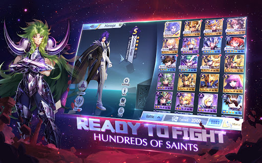 Saint Seiya Awakening: Knights of the Zodiac 1.6.45.1 screenshots 10