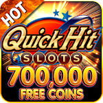 Quick Hit™ Free Casino Slots Icon