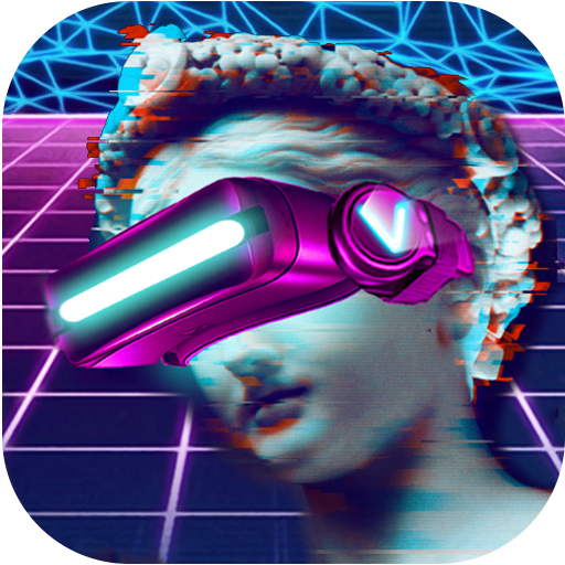 Aesthetic Photo Editor - Vaporwave Pic Stickers - Apps on Google Play