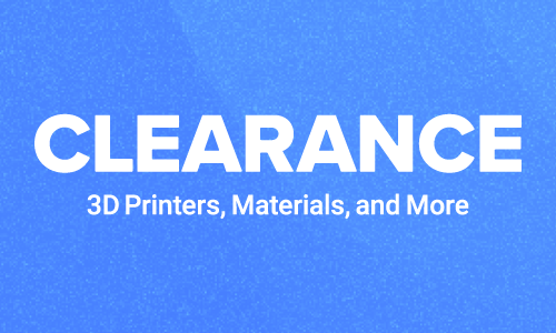 Clearance Items - Machines