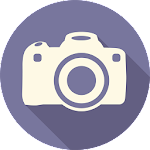 Selfie Light Camera Icon