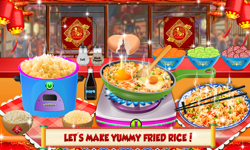 Delicious Chinese Food Maker - Best Cooking Game android2mod screenshots 3