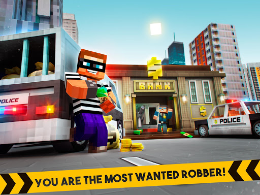 ud83dude94 Robber Race Escape ud83dude94 Police Car Gangster Chase 3.9.2 screenshots 10