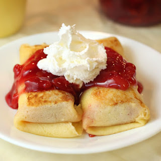 How to Make Easy Blintzes and Crepes