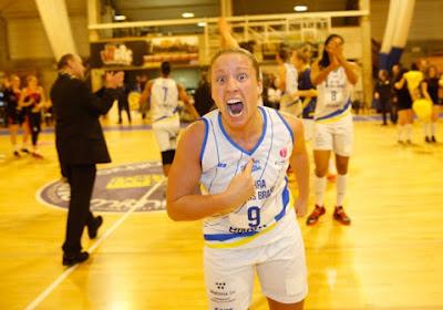 Damesbasketbal komt met stevig aanbod in play-offs